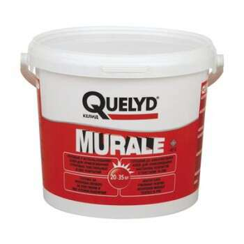 Клей для тяжелых обоев Quelyd Мюраль (10кг)
