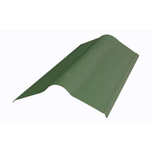 Конек ондулина зеленый