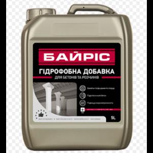Гидрофобная добавка Байрис (5л)
