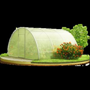 Сотовый поликарбонат для теплиц, 4мм, м2