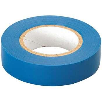 Изолента синяя ПВХ 19мм (20 м)