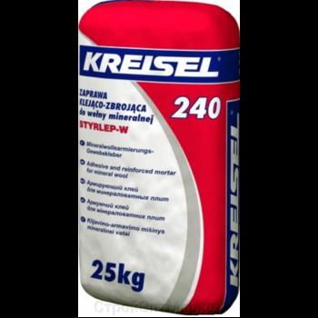 Клей для минваты Kreisel-240 (25кг)