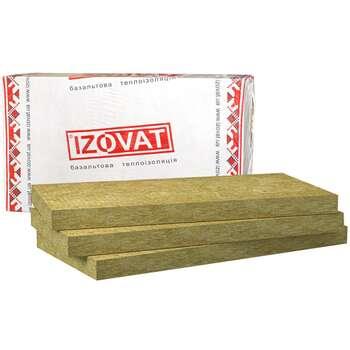 IZOVAT 50мм плотность 125кг/м3 (2.4м2)